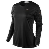 Nike Dri-FIT Miler Long Sleeve Top - Women's