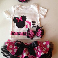 Minnie Mouse Birthday, First Birthday, Minnie Mouse