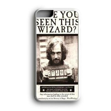 Awesome Black Friday Offer Harry Potter Wanted Poster Sirius Black iPhone Case | Samsung Case