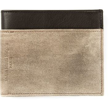 Maison Martin Margiela colour block wallet