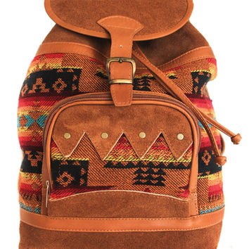 Cuencana Mini Backpack