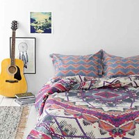 Magical Thinking Mountain Medallion Duvet Cover-