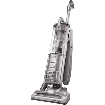 Shark - Navigator Bagless Upright Vacuum - Silver