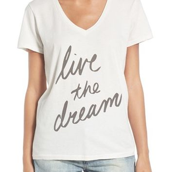 Sol Angeles 'Live the Dream' Graphic Tee | Nordstrom