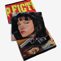 Pulp Fiction Throw