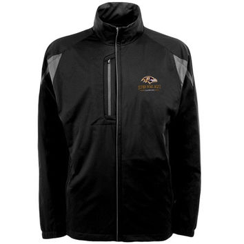 Baltimore Ravens Antigua Highland Jacket – Black