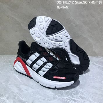 KUYOU A439 Adidas Yeezy Boost 600 Mesh Fashion Breathable Running Shoes Black Red White