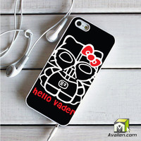 Hello Darth Vader iPhone 5|5S Case by Avallen