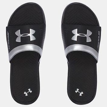 Under Armour Men's UA Playmaker VI Slides Sandals Many Sizes