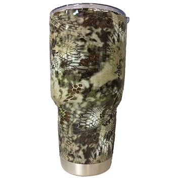 Kryptek Highlander Reduced Tumbler Warehouse Tumbler