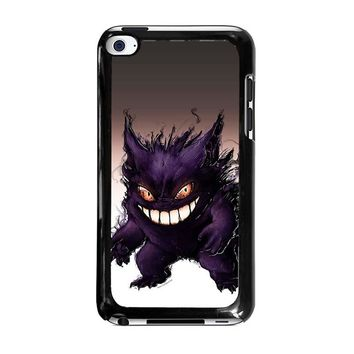 POKEMON GENGAR iPod Touch 4 Case Cover