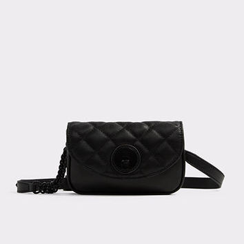 Parodiligure Black Velvet Women's Crossbody | ALDO US