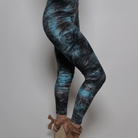 Shark Velvet SpiritHood Leggings