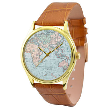 Map Watch (Eastern Hemisphere) 3