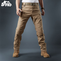 51783 Tactical Cargo Pants Trousers Combat Multi-pockets Helikon Pants Trainning Overalls Men's Cotton Pants