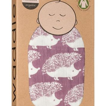 Milkbarn Animal Print Swaddle Blanket | Nordstrom
