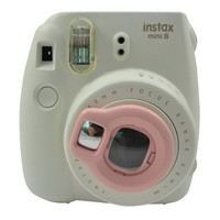 Lensfo Fujifilm Instax Mini 8 Close-Up Lens (Self-Portrait Mirror) - Pink