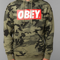 Urban Outfitters - OBEY Camo Sweatshirt