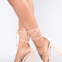Lose it All Heel - Nude