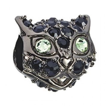 Chamilia - 2014 Ltd Ed Halloween Cat Eyes - $55.00 - 2014 Fall Collection - The Beadcage - Jewelry & Gift
