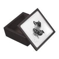 Wolf & Crow Jewelry Box
