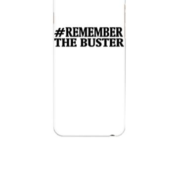 remember the buster,paul walker - iphone 6 Case