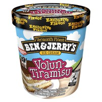Ben & Jerry's® Volun-Tiramisu Ice Cream 16 oz : Target