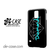 Diamond Supply Teal For Samsung Galaxy S5 Case Phone Case Gift Present