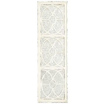 Vintage Chic Wall Panel