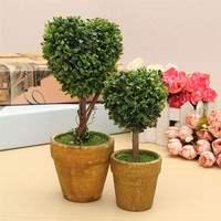 Artificial Grass Topiary, Fake Trees Pots Plants