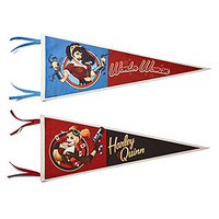 DC Comics Bombshells Pennants 2-Pack