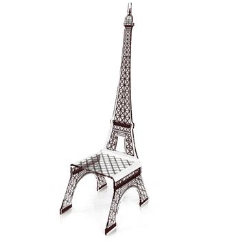 Eiffel Tower Chair  - Acrylic Furniture - Designer Furniture
