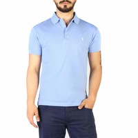 Ralph Lauren  Men Blue Polo - 710541705084