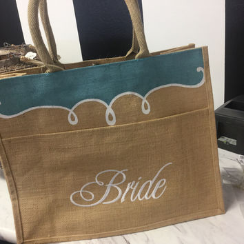 Royal standard bride bag