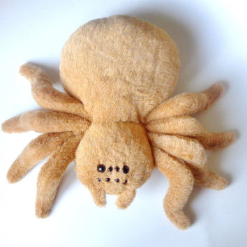 halloween spider-large stuffed spider tarantula-big stuffed animal-plush tarantula-soft toy tarantula-spider toy-plush spider-stuffed spider