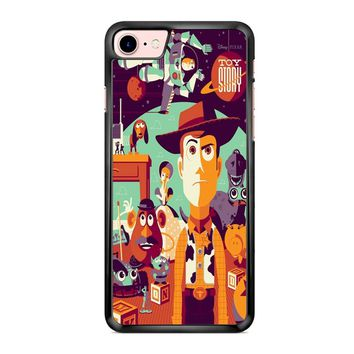 Disney Toy Story iPhone 7 Case