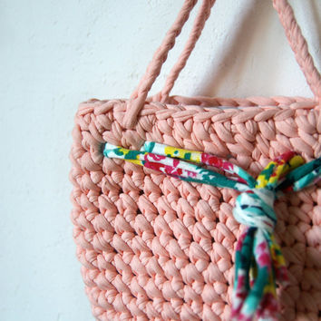 Pink purse girls, crochet purse, Girls pink purse, Small pink purse, girls purse