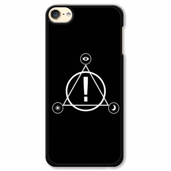 Panic At The Disco Logo iPod Touch 6 Case