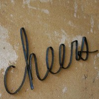 Cheers Wall Sculpture - Wall Sculptures -  Wall Art -  Home Decor | HomeDecorators.com