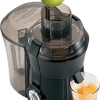 Hamilton Beach - Big Mouth Juice Extractor - Black