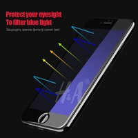 Tempered Glass for iphone 6,7, 8, 6s, 7 plus Screen 4D Curved Edge Full Cover