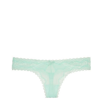 Lace Thong Panty - Dream Angels - Victoria's Secret