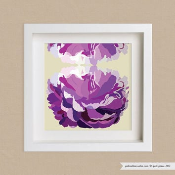 Art Print - Jardin (3 Size Options)