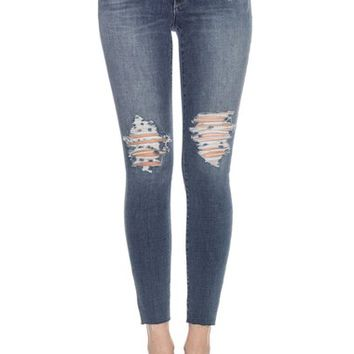 Joe's Flawless - Icon Ankle Skinny Jeans (Lydie) | Nordstrom