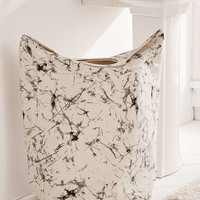 Batik Crackle Laundry Hamper - Urban Outfitters