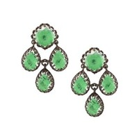 Larkspur & Hawk 'antoinette Girandole' Earrings - Kirna Zabête - Farfetch.com