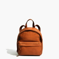 The Lorimer Mini Backpack