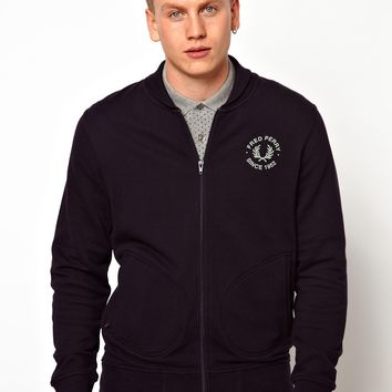 Fred Perry Tennis Bomber Sweat