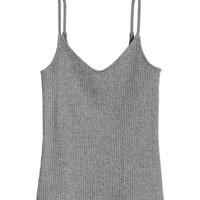 H&M Jersey Camisole Top $24.99
