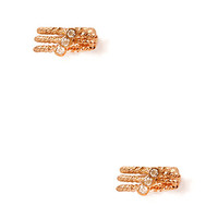 Simply Stated Earcuff Set